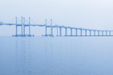 Stal nierdzewna na najdłuższy most na świecie