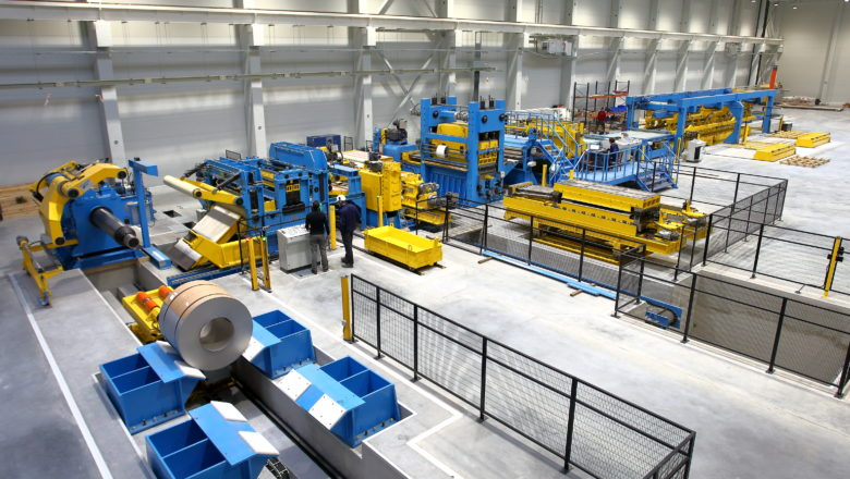 Nowa inwestycja BTH Import Stal w Niepołomicach zakończona