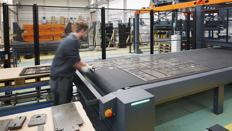 Efektywne koncepcje przepływu materiałów zwiększają produktywność