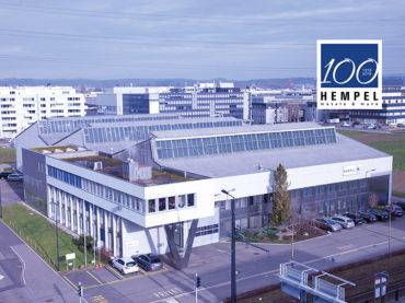 Bogata, stuletnia historia firmy Hempel Special Metals