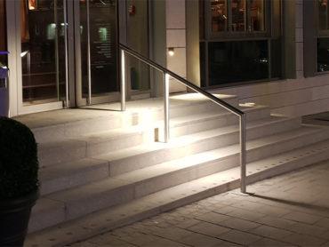 Lux Glender – innowacyjny system podświetlanych poręczy