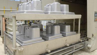 Instalacja Posejdon. Komorowy system do wytrawiania stali