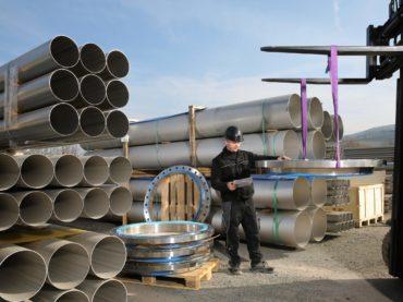 Stappert otwiera centrum kompetencyjne, dotyczące rur i akcesoriów do rur