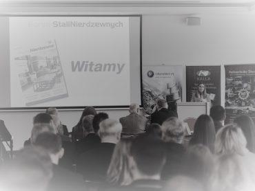 XIII Forum Stali Nierdzewnych 18.11.2021, Katowice